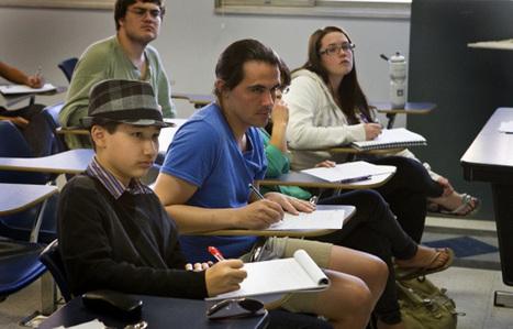 Matemático de 14 años dice que no es un genio, sólo aprovecha el tiempo.- | #CECC2012 | Scoop.it