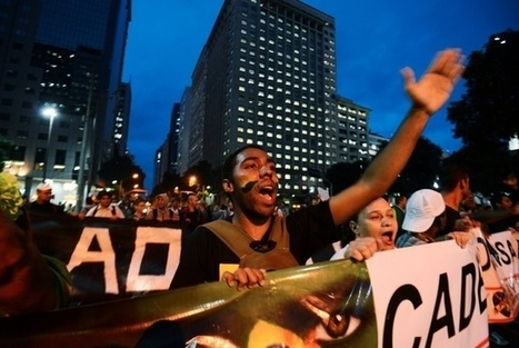 As Protests Continue in Brazil, Hard Lessons for an Urbanizing World | Cities and Urban Land Use | Scoop.it