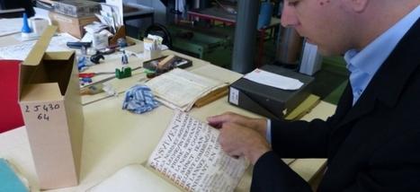 Les manuscrits des archives départementales de Seine-Maritime entre de bonnes mains - Tendance Ouest   Nos Racines   Scoop.it