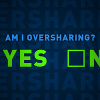 Am I Oversharing? | Sharing Is Caring | Scoop.it