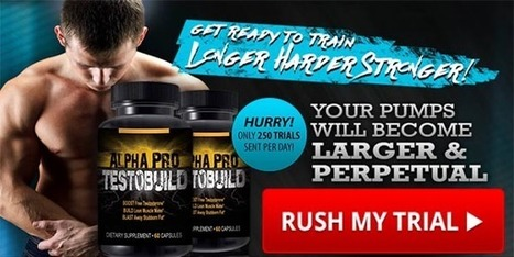 alpha pro testobuild empower you to lift gene