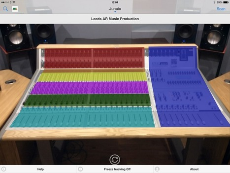Leeds College of Music Educates Students with Junaio - Augmented Blog | Augmented Reality in Education and Training | Scoop.it