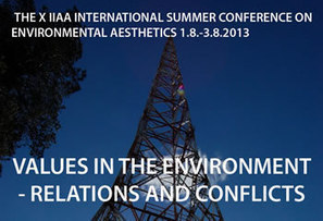 CALL FOR PAPERS – Values in the Environment: Relations and ... | Research Interests | Scoop.it