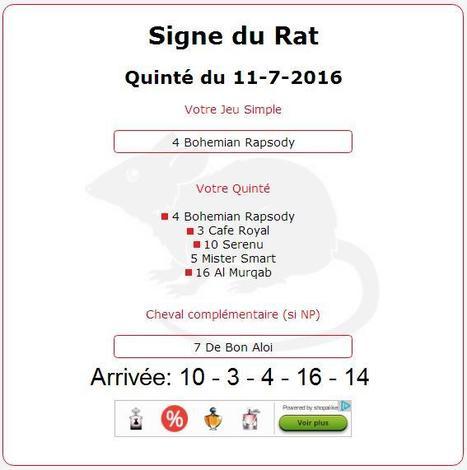 14 106.48€ en 3 jours pour AstroQuinté de Aupetitparieur.com. | Pariez avec ASTROQUINTE | Scoop.it