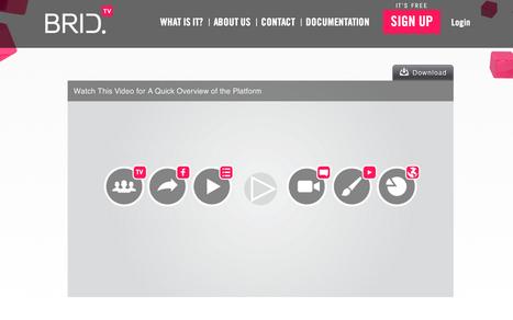 Brid TV - Free HTML5 player and Video Cloud Platform   Online Video Provider (OVP) List   Scoop.it