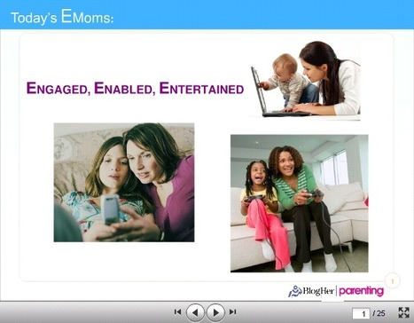 Second Annual Parenting/BlogHer Study of over a Thousand Moms Reveals Technology's Impact on Family Life: Kids Hit Digital Milestones at Younger Ages | Digital & Media Literacy for Parents | Scoop.it
