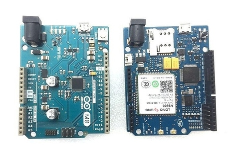 BPI NB-IoT Arduino development board with Qualc