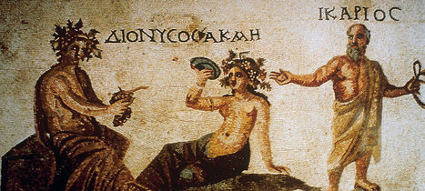 Mythic mosaics conceal subliminal messages : Past Horizons Archaeology | Archaeology News | Scoop.it