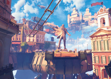 Why BioShock Infinite's Creator Won't Settle for Success | Transmedia: Storytelling for the Digital Age | Scoop.it