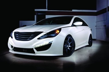Hyundai Sonata new design is prepared | motor cars | Scoop.it