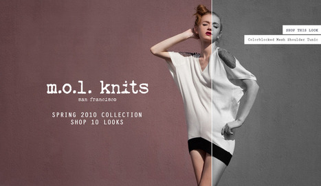 Revolve Clothing - m.o.l. knits / 5.07 | alice in fashionland | Scoop.it