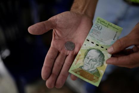 Venezuela : cherche billets de banque désespérément | Venezuela | Scoop.it