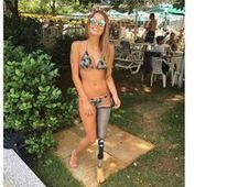 Diversabilidad en pasarela: Paola, la modella che non ha smesso di sfilare dopo aver perso una gamba | Diversifíjate | Scoop.it