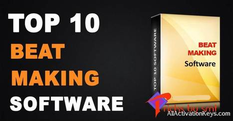 be40849849a Top 10 Best Free Beat Making Software For Windows And MAC 2018