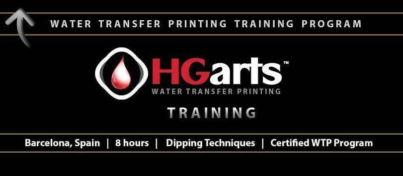 hg arts water transfer printing impression. Black Bedroom Furniture Sets. Home Design Ideas