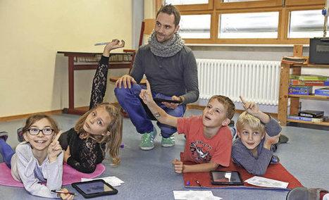 Mit dem iPad Lernen lernen - Badische Zeitung | Tablet-PC im Unterricht | Scoop.it