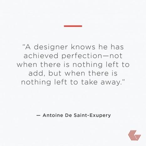 Inspiration | 5 Design Quotes that Inspire Creativity | Designer's Resources | Scoop.it