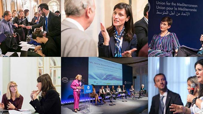 UfM Women4Mediterranean Conference 2018 : Women build inclusive societies. Lisbon, Portugal. 10-11 October 2018