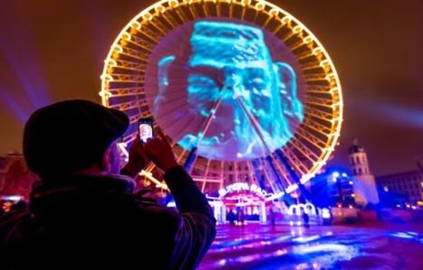 LE POINT: Lyon exporte ses lumières dans le monde entier   ONLYLYON Tourisme   Scoop.it