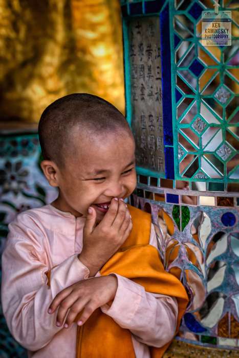 Photographing The Children Of Burma | The Blog's Revue by OlivierSC | Scoop.it