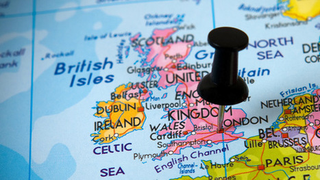 Is Great Britain really a 'small island'? | British Culture, Society & Languages | Scoop.it
