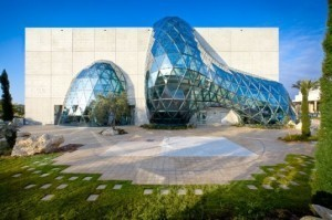 The New Dali Museum: Sustainable, Beautiful & Designed to Withstand the Elements   sustainable architecture   Scoop.it