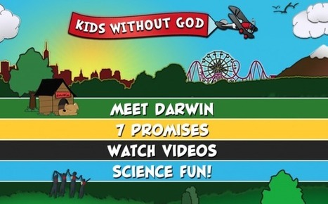 American Humanist Association Launches KidsWithoutGod.com to Attract Kids | TheBlaze.com | Are Christians To Promote Their Religion  By Violence? | Scoop.it
