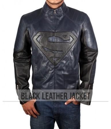 Smallville Aquaman Cosplay Clark Kent Costume Blue Denim Jacket Coat Daily Wear