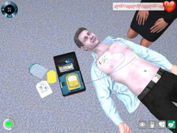 Staying Alive: 3D Experience that Helps Save Lives | Mundos virtuais | Scoop.it