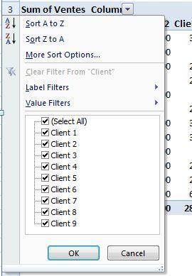 Tableaux croisés dynamiques dans Excel : Labase | Time to Learn | Scoop.it