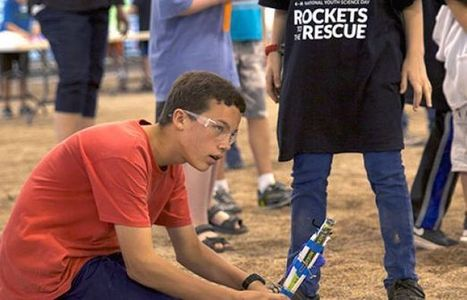 4-H Students Have a Blastoff With UA-Designed Experiment | UANews | CALS in the News | Scoop.it