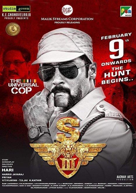3 Tamil Movie 720p Download