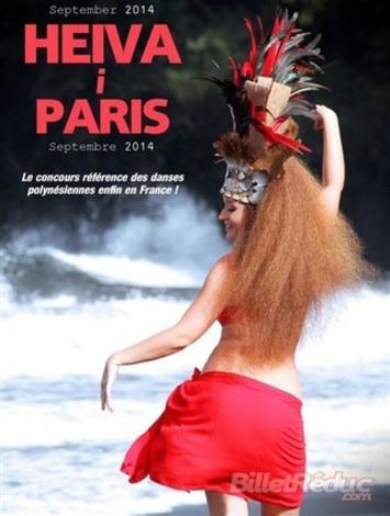 Les meilleurs danseurs européens de Ori Tahiti vont se mesurer lors du Heiva i Paris   Tahiti Infos   Kiosque du monde : Océanie   Scoop.it
