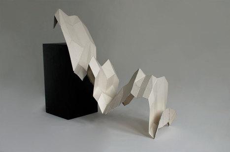 Indizes –Stock market data sculpture / Andreas Nicolas Fischer | Datavisualisatie | Scoop.it