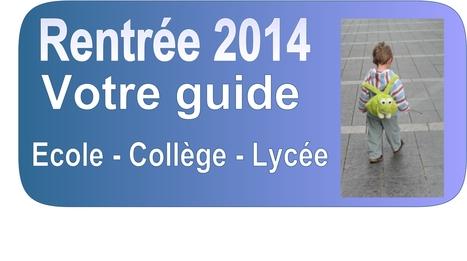 Le Guide de la rentrée 2014   TUICE_Université_Secondaire   Scoop.it