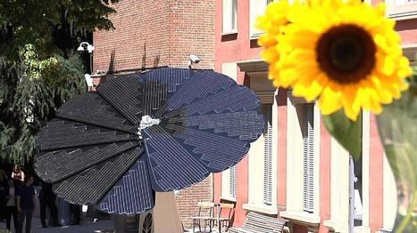 El panel solar con forma de girasol abre la puerta al autoconsumo en España.   Acción positiva: #Alternativas   Scoop.it