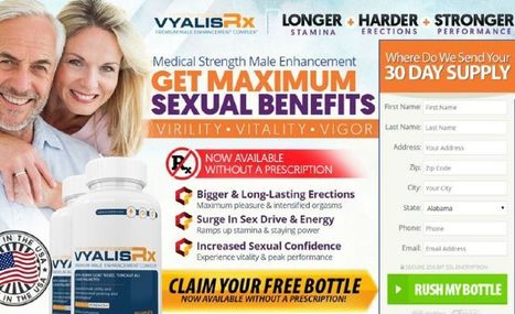 vyalis rx helps to improve your sex drive m