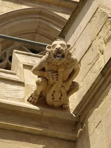 Grotesques and Gargoyles: A Modern Twist | Irish Archaeology | Archaeology Updates | Scoop.it