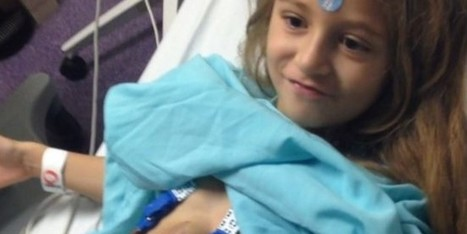 Le combat d'une petite fille dont le cœur bat hors de sa poitrine émeut les internautes | Aidants familiaux | Scoop.it