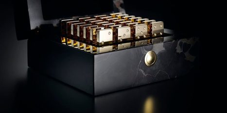 Meet the Most Expensive Domino Set Made of Gold and Diamonds | Big Insights For Big Data: Tapping into the Global Thinking-Space of Financial Stakeholders | Scoop.it