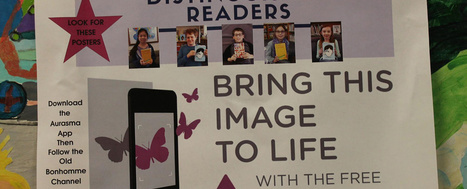 How to Bring Augmented Reality to Your School's Art Show | Educational Technology | Scoop.it