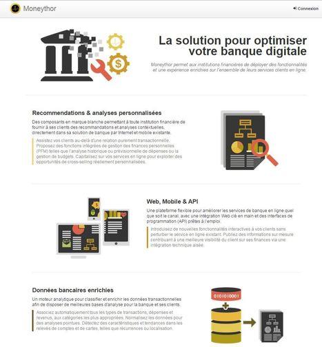 La recommandation personnalisée, le futur de la relation bancaire selon Moneythor   Paiement Mobile - Mobile payment   Scoop.it