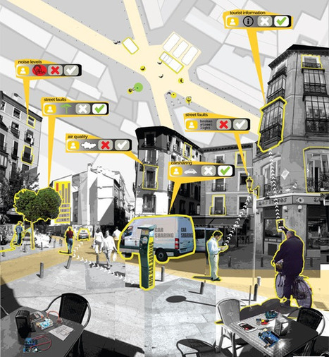 PARTICIPATORY SENSING 1/4 – the data-citizen driven city | Web of Things | Scoop.it