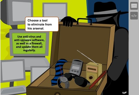 The Case of the Cyber Criminal | OnGuard Online | An Eye on New Media | Scoop.it