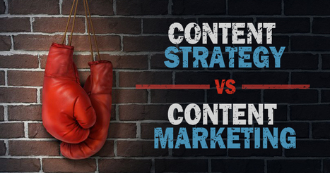 So Wrong Don't Know Where To Begin - Content Strategy vs Content Marketing (NOT) | Social Marketing Revolution | Scoop.it