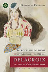 Expo Delacroix Et L Aube De L Orien