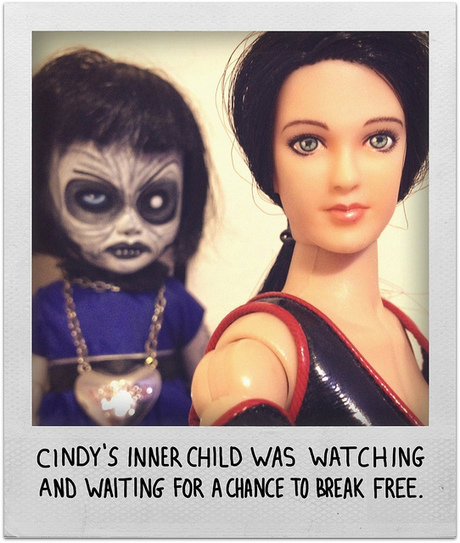 Cindy's Inner Child | Virtual Identity | Scoop.it