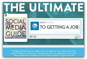 The ultimate social media guide to getting a job | Communication Advisory | Scoop.it