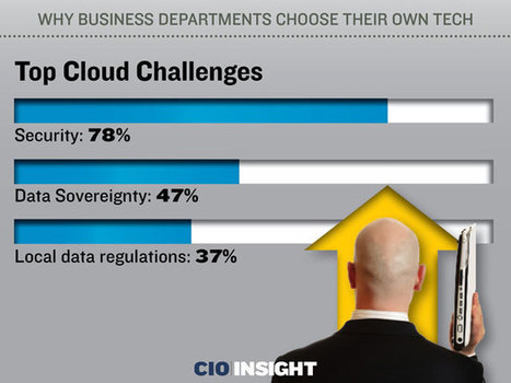 Why Business Departments Choose Their Own Tech | digitalNow | Scoop.it