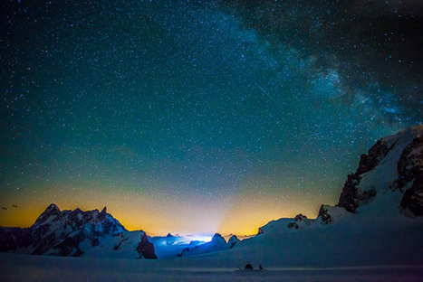 Long Exposure Night Photography Tips in the Mountains | Fotógrafos na minha rede | Scoop.it